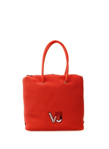 Versace Jeans Clutch / El Çantası Kırmızı